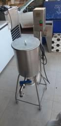 Batedor Bertollo  de 25l. Liquidificador industrial