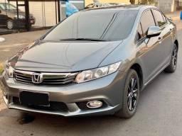Honda New Civic LXR 2.0 Flex Aut. 2014
