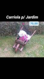Carriola para Jardim