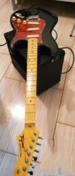 Guitarra Tagima Tg530 + cubo oneal ocg 100