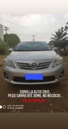 Corolla Altis 2012