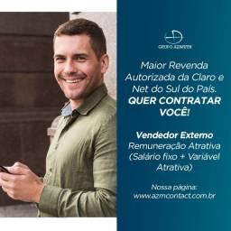 Vendedor Externo/São Bento do Sul