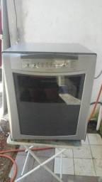 Lava louças Brastemp 8 servicos (Prata)