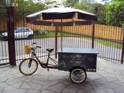Foodbike food bike carrocinha Bicicleta Eventos