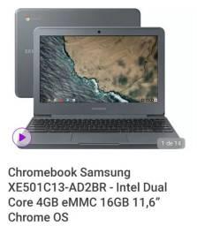 Chromebook Samsung XE501C13-AD2BR