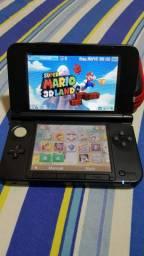 Nintendo 3DS XL desbloqueado  + 32GB + JOGOS