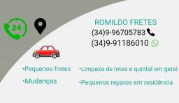 Título do anúncio: Romildo Fretes