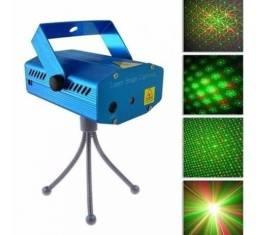Mini Projetor Holografico Laser