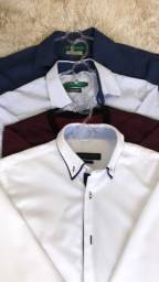 Camisas sociais masculinas semi novas