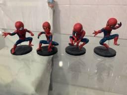 Título do anúncio: Homem aranha bonecos figures