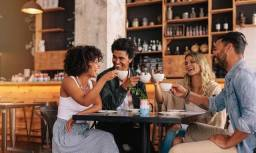 Título do anúncio: Procuro Sócio investidor cafeteria