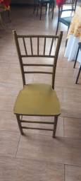 Título do anúncio: Cadeira Tiffany Dourada
