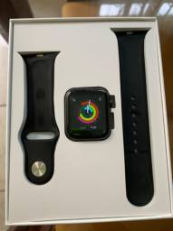 Relógio smartwatch IWO12 original igual applewatch