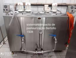 Pasteurizador - Sistema de Pasteurização