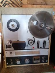 Tape deck akai Valvulado década de 60