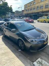 COROLLA 2018/2018 1.8 GLI UPPER 16V FLEX 4P AUTOMÁTICO