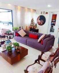 Apartamento com 4 dormitórios à venda, 200 m² por R$ 1.800.000,00 - Casa Forte - Recife/PE