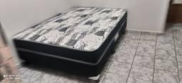 Mega promoção cama box conjugado