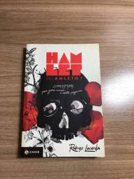 Livro ?Hamlet ou Amleto?? por 20,00.