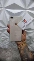 Título do anúncio: !Phone 8 plus de 64gb Gold