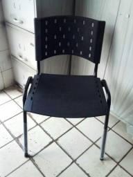 Título do anúncio: Cadeira Fixa ISO Nova Promoção R$ 110,00