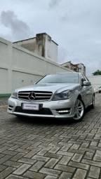 Título do anúncio: Mercedes C180 turbo 2014