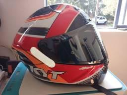 Capacete KYT NX Race carbon