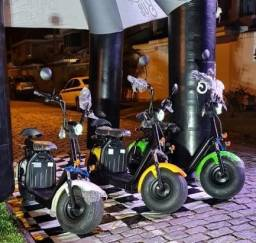 Scooter Elétrica 2000w X7 0km