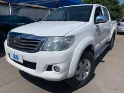 Título do anúncio: Toyota Hilux 2.7 srv CD 4x2 (Flex) (Aut) 2015-2015 R$ 121.900