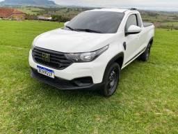 Título do anúncio: Fiat Strada Endurance 1.4 8v CS Plus com ar e direção