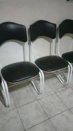Título do anúncio: Jogo de cadeiras