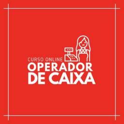Título do anúncio: Operador de Caixa EAD