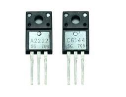 Transistor C6144 E A2222 Epson L355 L210 L365 Xp214 - 1 Par
