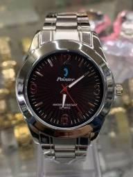 Relógio masculino da marca Pointer, a prova d'água, original.