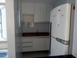 Título do anúncio: Jardim Apipema, 1/4 e sala Semi Mobiliado, Reformado, armários novos, elevador, garagem!