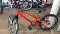 Bicicleta Caloi Aro 20 R$750,00