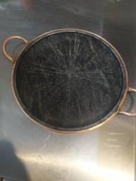 Título do anúncio: Forma de pizza de pedra sabão 25 cm