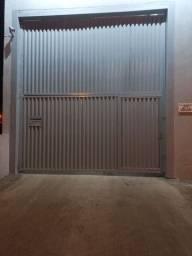 Portão  duplo novo