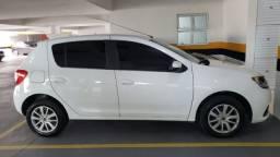 Título do anúncio: Renault Sandero 1.6 automatizado KM Baixo