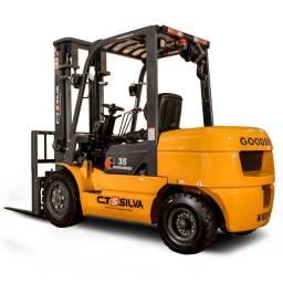 Empilhadeira Goodsense |  Contrabalançada Série T de 3.000Kg a 4.000kg