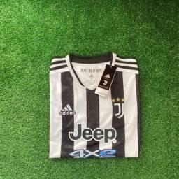 Camisa Juventus 21/22 casa (promoção ultima peça)