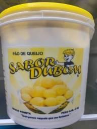 Título do anúncio: Pão de queijo Sabor Dubom