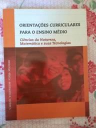Livro Orientações curriculares para Ensino Médio