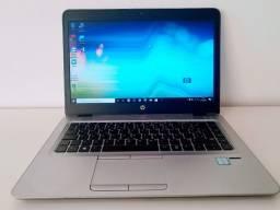 Note Ultrabook Super Rápido HP ELITEBOOK Core i5 3.0GHz 8GB SSD 256GB com Garantia