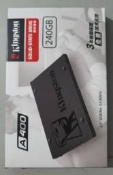 Título do anúncio: SSD Kingston 2.5 240gb ate 12x no cartão