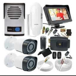 Manutenção de Interfones (porteiro eletrônico)/ Câmeras de Seg. / Portão eletrônico