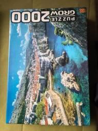 Quebra-cabeça 2000 peças
