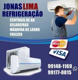 Título do anúncio: REFRIGERAÇAO refrigeração REFRIGERAÇÃO refrigeração