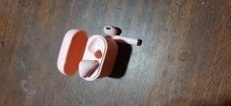 Head Phone sem fio Nini 2 (Cor Rosa)