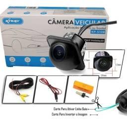 Título do anúncio: Câmera De Ré Tartaruga Tartaruguinha Estacionamento Kp-s5108